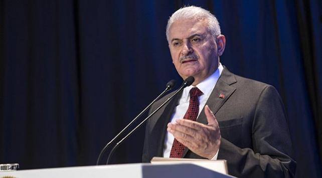 Başbakan Binali Yıldırım: Maksat Türkiyeyi kuşatmak, Türkiyeyi meşgul etmek