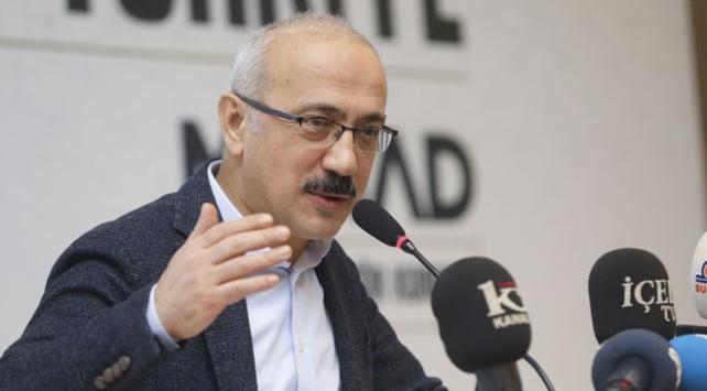 Kalkınma Bakanı Lütfi Elvan: Türkiyenin lojistikte hedefi ilk 15
