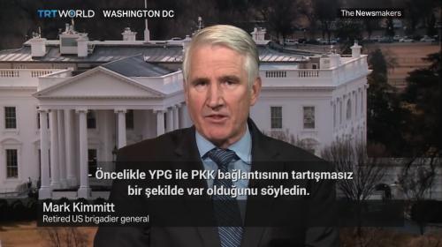 TRT WORLD sordu, Amerikalı emekli general yanıt veremedi