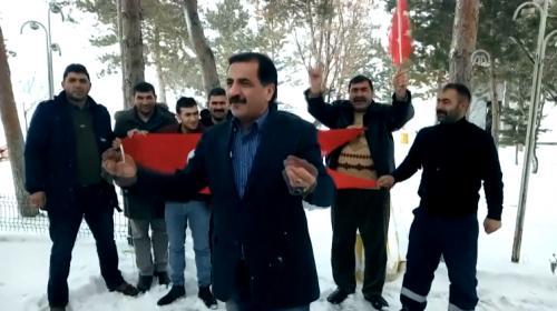 Zeytin Dalı Harekatına Türkiyenin dört bir yanından destek yağıyor