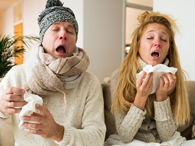 Grip kalp krizini tetikliyor