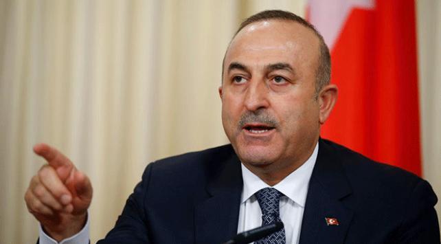 Çavuşoğlu: Rusya YPG unsurlarını bölgeden çıkartırsa, karşı çıkmayız