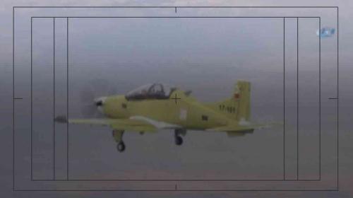 HÜRKUŞ-B ilk test uçuşunu başarılı bir şekilde gerçekleştirdi