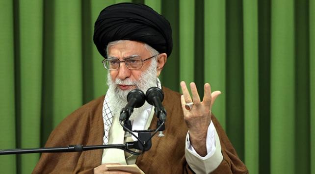 İran Lideri Hamaney: ABD, DEAŞı Afganistana taşıyor