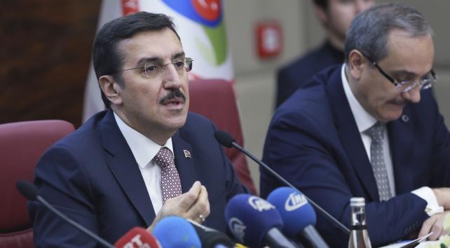Gümrük ve Ticaret Bakanı Tüfenkci: E-ticaret ekonomilere yön veren itici bir güç haline geldi