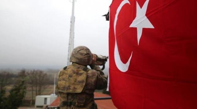 Yasa dışı yollarla Suriyeden Türkiyeye girmeye çalışan bin 186 kişi yakalandı