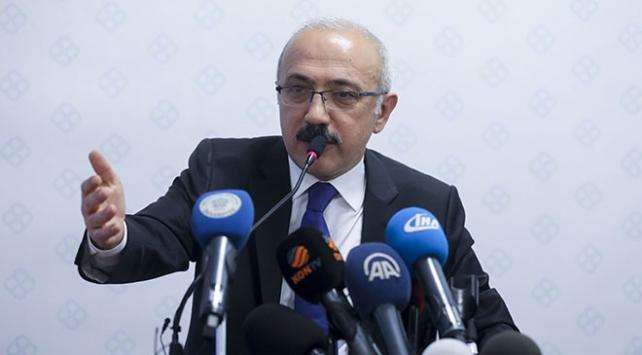 Kalkınma Bakanı Lütfi Elvan: Modern silah üretimi gurur veriyor