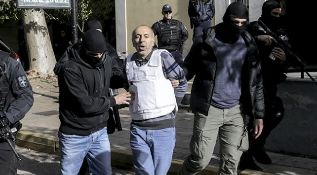 Yunan yargısı DHKP-C üyesi teröristin Türkiyeye iadesini reddetti