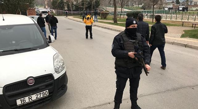 Bursada EYP infilak etti: 1 polis memuru yaralandı
