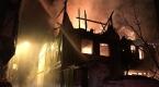 Safranboluda tarihi konakta yangın