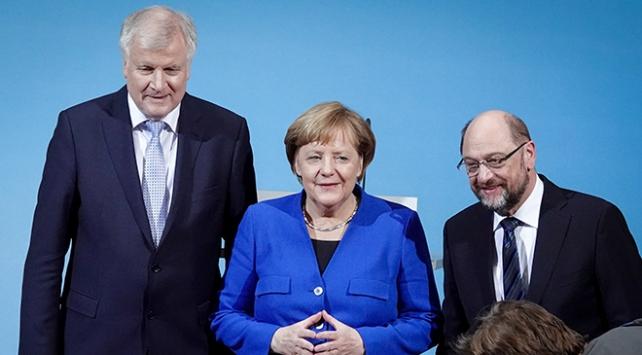 Almanyada hükümet 133 gündür kurulamadı