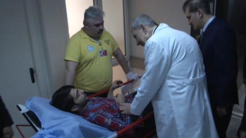 Sağlık Bakanı Demircan İstanbulda acil servisleri ziyaret etti