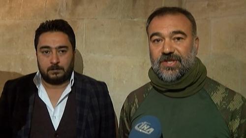 ÖSO komutanı Zeytin Dalı Harekatı'nı anlattı
