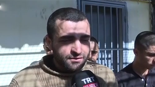 Savaşa zorla sokulan gençler terör örgütü PYD/PKK'nın zulmünü anlattı