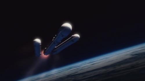 Muskın Teslası uzaya gidiyor