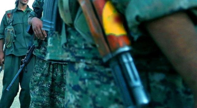 PYD/PKK Afrine 500 teröristi sivilleri kalkan yaparak soktu
