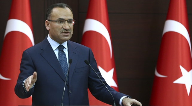 Başbakan Yardımcısı Bozdağ, CHP Genel Başkanı Kılıçdaroğlu'na,