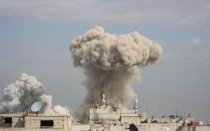 Doğu Gutada Esed rejiminin katliamı sürüyor