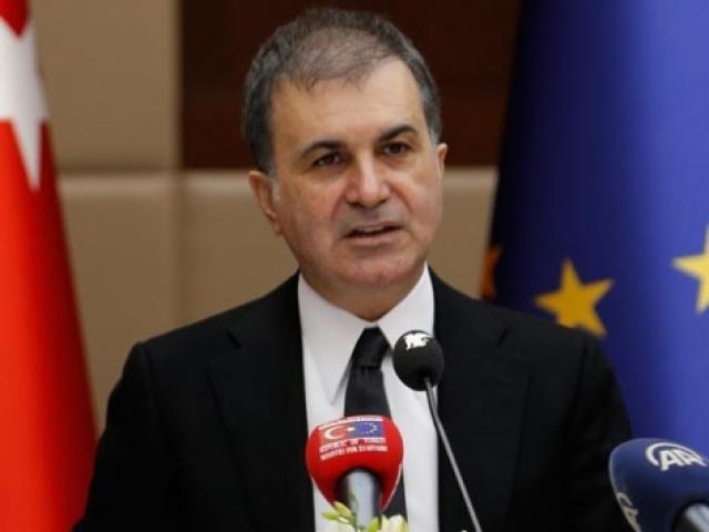 AB Bakanı Çelikten terörle mücadelede çifte standarda tepki