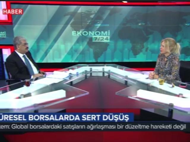 Cumhurbaşkanı Başdanışmanı Ertem: AB ülkeleri Türkiyeye muhtaç