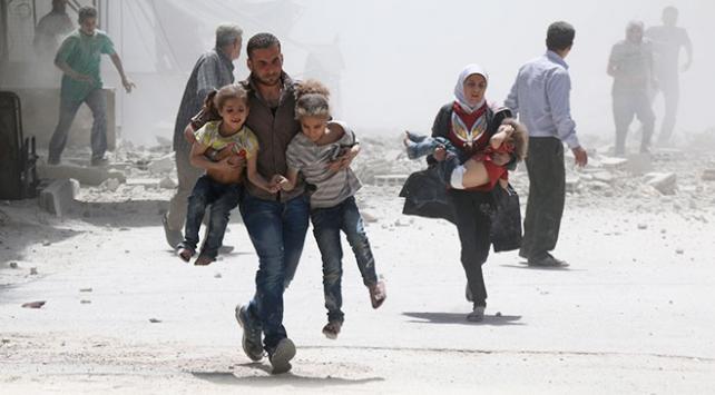 BMden Suriye raporu: Terör örgütü PYD/PKK Suriyede sivilleri öldürüyor