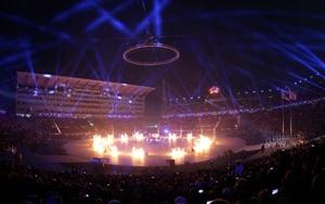 2018 PyeongChang Kış Olimpiyatları görkemli açılış töreniyle başladı