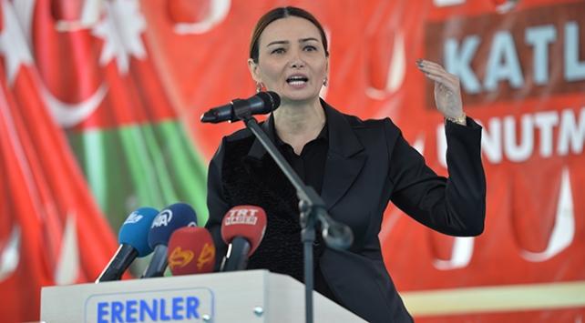 Azerbaycan Milletvekili Paşayeva Avrupaya çok sert çıktı