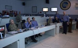 Orgeneral Akar, koordinasyon merkezinde incelemelerde bulundu