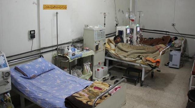 Rejim, Doğu Gutada ağır hastaların bile tahliyesine izin vermiyor