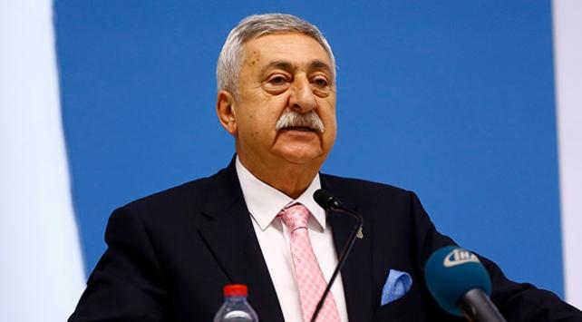 TESK Genel Başkanı Palandöken: Sevgililer Günü alışverişi, esnafa can suyu olacak