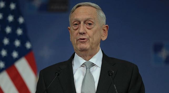 ABD Savunma Bakanı Mattisten YPG/PKK itirafı