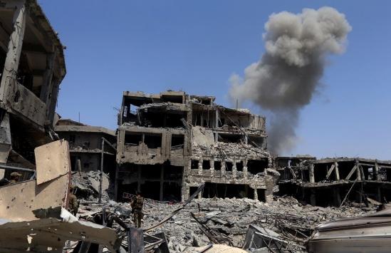 Irakın yeniden inşası i�in 88 milyar dolar gerekiyor