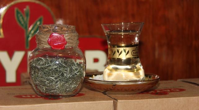 Üretimi artan beyaz çay yine yetmedi