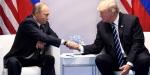 Rusya Devlet Başkanı Putin, ABD Başkanı Trump ile görüştü