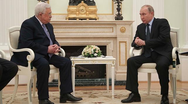 Filistin lideri Abbas: ABDnin arabuluculuk rolünü artık kabul etmiyoruz