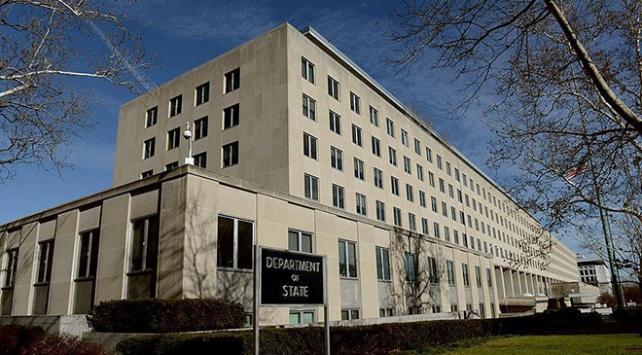 ABD Dışişleri Bakanlığından 39,3 milyar dolar bütçe talebi