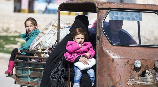 BM Mülteciler Yüksek Komiseri Grandi: Kendimize bu savaş ne zaman bitecek? diye sormalıyız