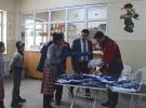 Ağrı'da 650 öğrenciye giyim yardımı yapıldı