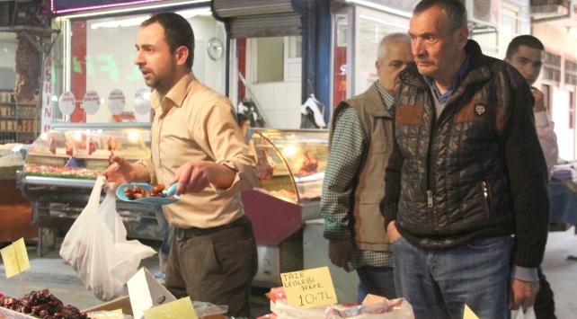 Türkiyede her 100 kişiden 2si esnaf