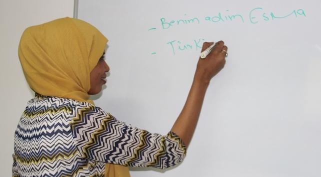 Sudanlıların Türkçeye ilgisi artıyor