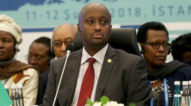 Ruanda Dışişleri Bakanı Olivier Nduhungirehe: İsrail ile hiçbir anlaşma yapmadık