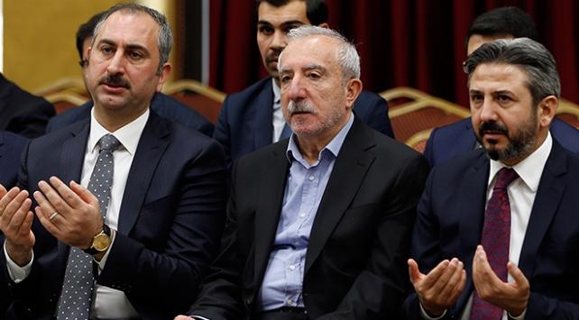 TBMM Başkanvekili Aydından Orhan Miroğluna taziye ziyareti