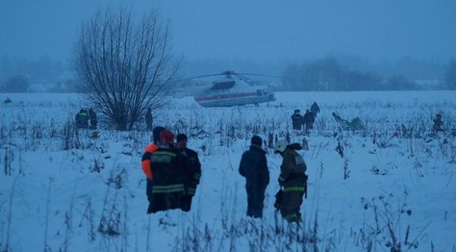 Rusyadaki uçağın düşme sebebi belli oldu