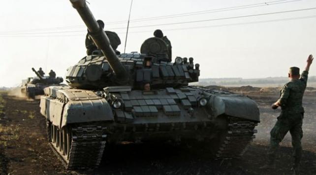 ABD, Deyrizorda Rus yapımı bir tankı vurdu