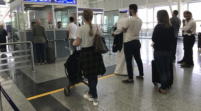 Iraktan IKBY havalimanları için umre kararı