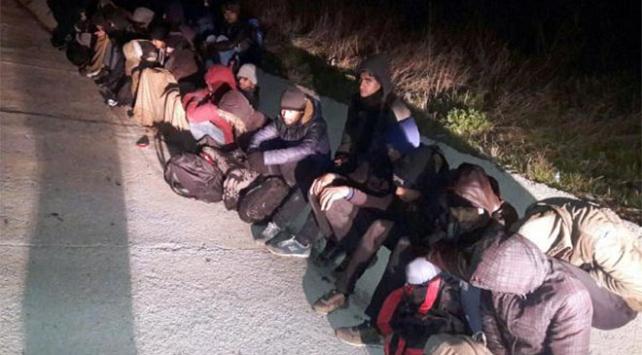 Kaçakları, Yunanistan diye Tekirdağda bıraktılar