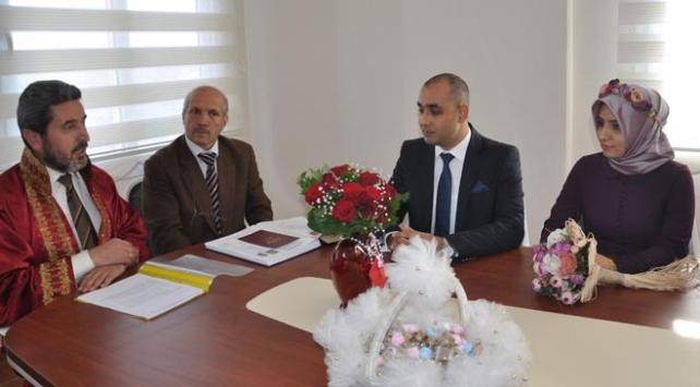 Osmaniyede ilk resmi müftü nikahı