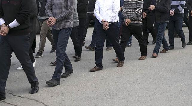 Mersinde terör operasyonu: 16 kişi gözaltında