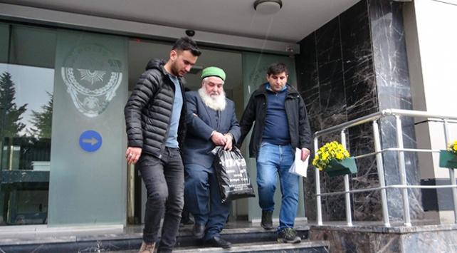 Vasat Cemaati lideri Şahmerdan Sarı Türkiyeye iade edildi