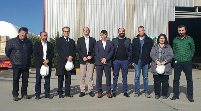 Türk firması CERNe azot tankı üretecek